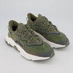 adidas Originals Ozweego Trainers Legacy Unisex Sneaker in Grün für 57€ (statt 80€)