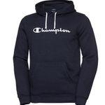 Champion Hoodie mit Kapuze in Grau oder Blau für 37,42€ (statt 46€)