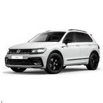 🔥 Gewerbe: VW Tiguan R-Line Edition Black Style 2.0 TDI 4Motion inkl. DSG mit 190PS für 129€ netto – LF 0,40