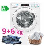 Candy CSWS 596D/5-S Waschtrockner 9kg Waschen 6kg Trocknen mit 1500 U/Min für 299,99€ (statt 399€)
