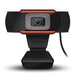 Aibecy Webcam mit Mikrofon und 720P 1280×720 für z.B. Videokonferenzen für 14,99€ (statt 30€)