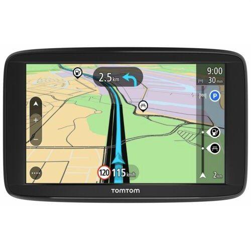 TomTom GO 5000 M Europa XXL HD Traffic + Free Lifetime 3D Map (refurb.) für 169,90€ (statt neu 235€)