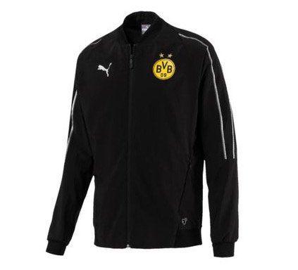 Puma Borussia Dortmund Leisure Jacket Freizeitjacke für 19,09€ (statt 34€)   nur M und L