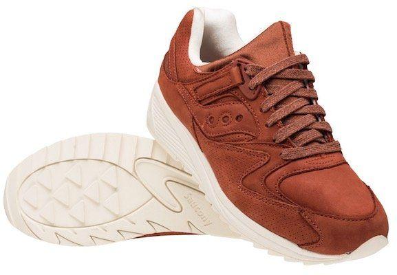 Saucony Grid SD Herren Sneaker für je 48,39€ (statt 90€)   2 Paar nur je 41,94€