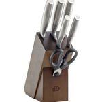 BSF Chicago Messerblock mit 5 Edelstahl-Messer für 63,96€ (statt 80€)