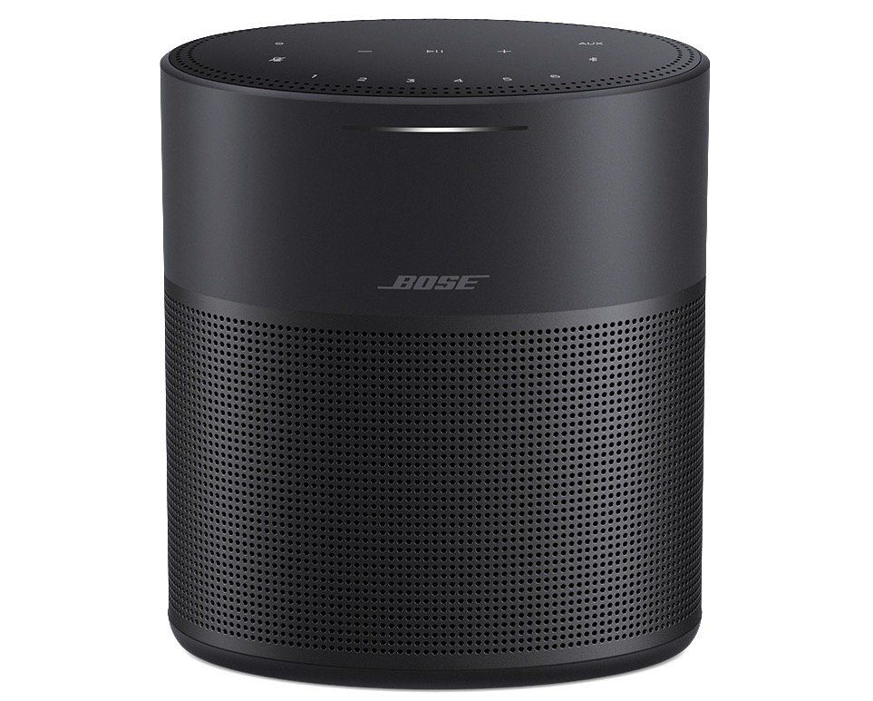 Bose Home Speaker 300 Bluetooth Lautsprecher mit AirPlay 2 für 164,49€ (statt 193€)   Card Aktion
