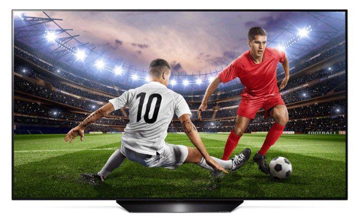 LG OLED55B9DLA   55 Zoll OLED UHD Fernseher für 1.043,13€ (statt 1.159€)   Card Aktion