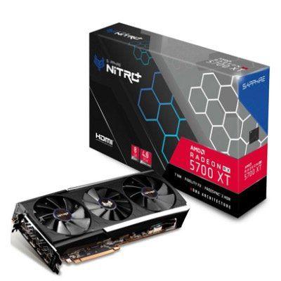 Sapphire Nitro+ Radeon RX 5700 XT 8G 8GB (GDDR6, 2x HDMI, 2x DP) für 389,90€ (statt 438€)