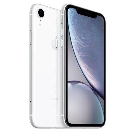 Apple iPhone XR 64GB Weiß für 499€(statt 599€)   Neuware ohne Kopfhörer!