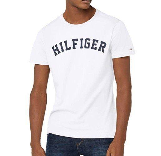 Tommy Hilfiger Tee Logo Shirt ab 18,90€ (statt 25€)