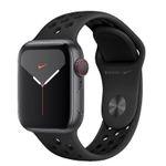 Apple Watch Series 5 Nike+ 40mm GPS + Cellular LTE mit Sportarmband für 479€ (statt 529€)