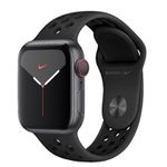 Apple Watch Series 5 Nike+ 40mm GPS mit Sportarmband für 389,90€ (statt 434€)