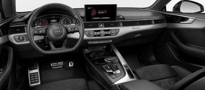 Gewerbe: AUDI RS5 Coupé mit 450PS mit toller Ausstattung in Nardograu für 558€ netto mtl.   LF 0,82