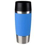 Emsa Isolierbecher Travel Mug mit 0,36 Liter in Blau für 13,99€ (statt 18€) – Prime