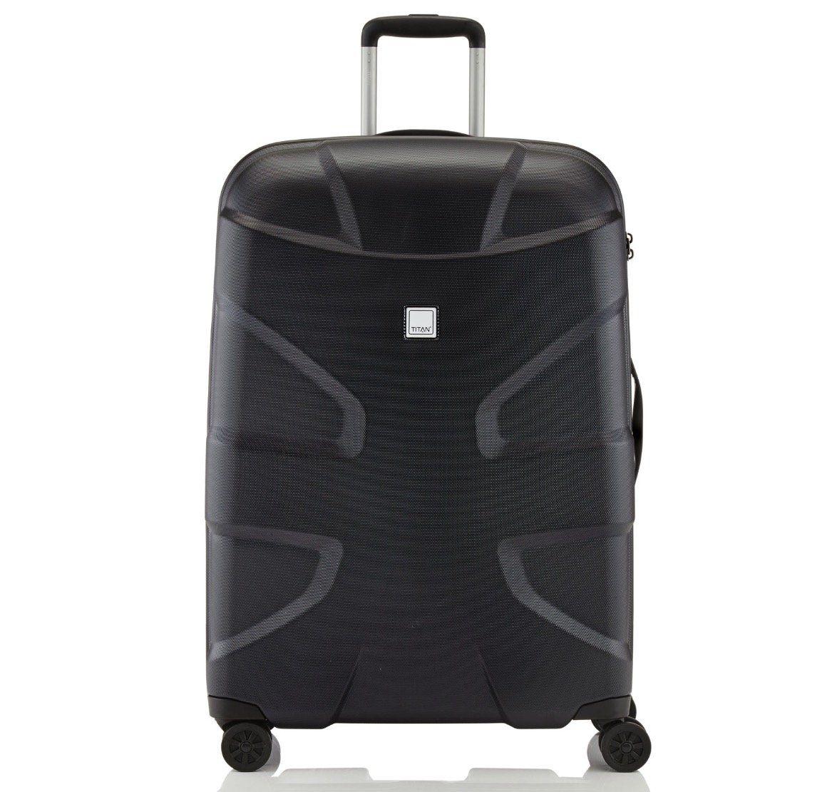 Titan X2 Flash 4 Rollen Trolley mit 76 cm Höhe für 69,99€ (statt 90€)