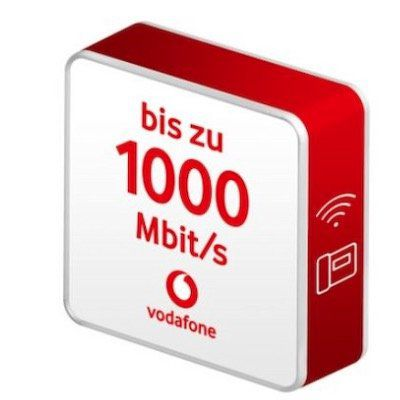 Vodafone Red Internet & Phone 1000 Cable effektiv nur 26,56€ (statt 50€)
