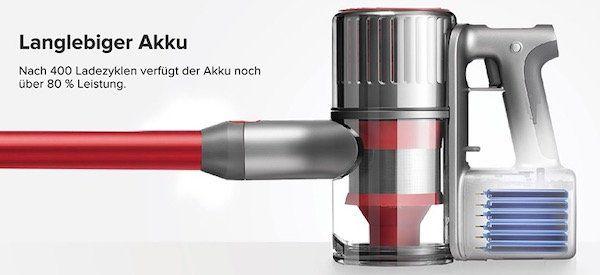 Roborock H6 Handstaubsauger mit bis zu 90 Minuten Laufzeit für 309,99€ (statt 339€)