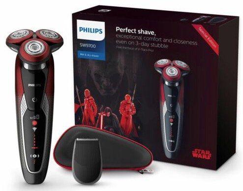 Philips SW9700/67 Nass  und Trockenrasierer Star Wars Edition für 129,99€ (statt 183€)