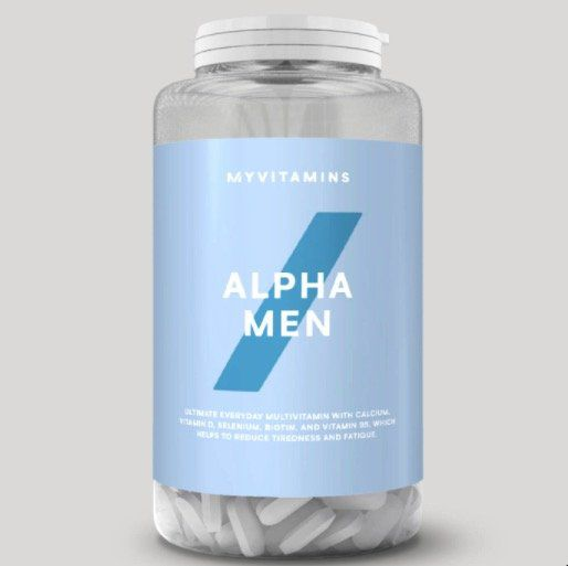 240er Pack Myvitamins Alpha Men Super Multi Vitamin Tabletten für 20,29€ (statt 26€)