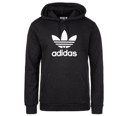 Ausverkauft! adidas Adicolor Over The Head 2 Herren Hoodie für 24,99€ (statt 38€)
