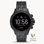 Nur noch bis Mitternacht! Fossil mit 30% Rabatt auf Smartwatches der 5. Generation – z.B. Garrett HR Edelstahl ab 177€ (statt 294€)