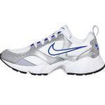 Nike Air Heights Sneaker in Weiß-Silber für 26,37€ (statt 46€)