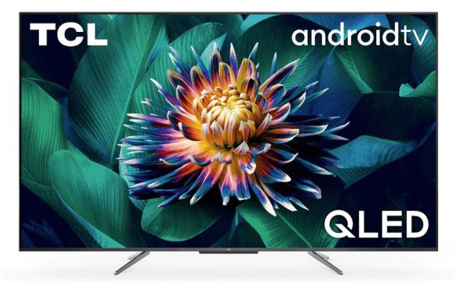 TCL 65 C 715   65 Zoll QLED Android Fernseher für 629,99€ (statt 765€)   Prime Day