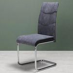 """Schwingstuhl """"Jerome"""" mit max. 120kg Belastbarkeit für nur 22,61€ (statt 46€)"""