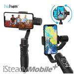 Hohem iSteady Mobile+ Gimbal Stabilisator mit 3 Achsen für 73,99€ (statt 99€)