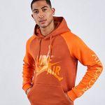 Jordan Jumpman Classics Hoodie in Orange für 39,99€ (statt 71€)
