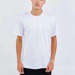 Nike Herren T-Shirt in Weiss für 9,99€ (statt 25€)