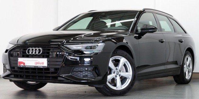 Privat & Gewerbe: Audi A6 Avant 40 TDI Sport mit 204PS (EZ 05/2019) für 299€ brutto   LF 0,39