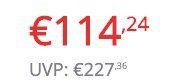Casio EFS S550DB Herrenuhr mit Saphirglas für 114,24€(statt 159€)