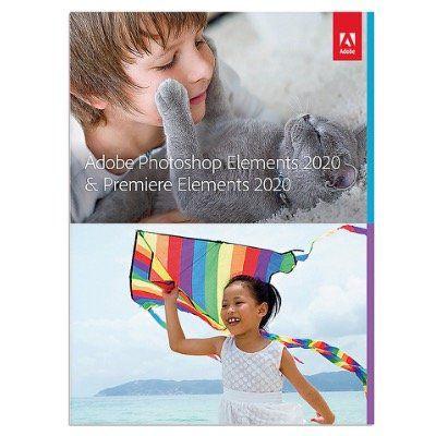Adobe Photoshop & Premiere Elements 2020 Vollversion in Box mit Datenträger für 59,90€ (statt 80€)