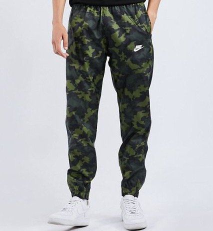 Nike Essential Pants im Camo Look für 19,99€ (statt 37€)   nur XS