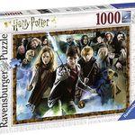 """Ravensburger Puzzle """"Der Zauberschüler Harry Potter"""" mit 1.000 Teilen ab 9€(statt 13€) – Prime"""