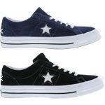 Converse One Star Herren Schuhe in Schwarz oder Blau für 39,99€ (statt 64€)