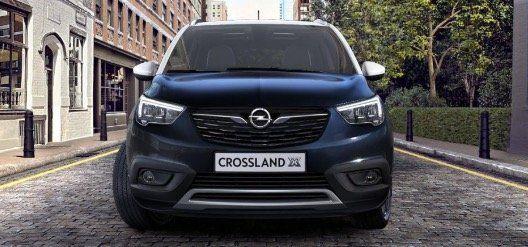 Privat & Gewerbe: Opel Crossland X 1.2 Selection mit 83PS diverse Farben für 69€   LF 0,47
