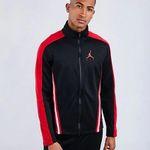NIKE Jordan Jumpman Flight Suit Herren-Basketballjacke in Schwarz für 39,99€ (statt 60€) – XS, XL und XXL