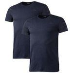 6x Kappa T-Shirts in Schwarz, Blau oder Grau für 36€ (statt 64€) + Rucksack mit Kühlfach geschenkt