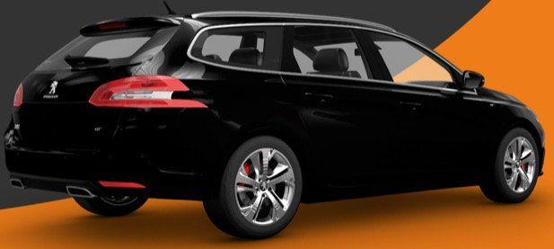 Gewerbe: Peugeot 308 PureTech 130 Active SW in Hurricane Grau mit 131PS für 66,66€ brutto mtl.   LF 0,46