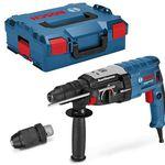 Bosch GBH 2-28 F Bohrhammer mit SDS-plus-Wechselfutter + L-Boxx für 150,99€(statt 199€)