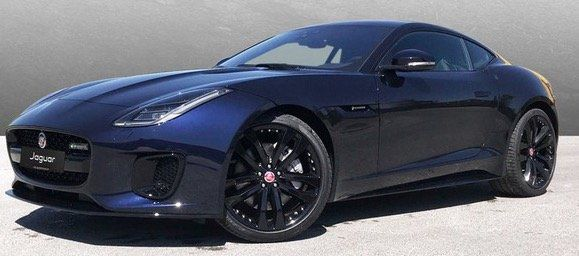 Jaguar F Type Coupe mit 300 PS im Leasing für 369€ mtl.   LF: 0.51
