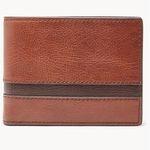 Fossil Herren Geldbörse Easton mit RFID-Schutz für 20€ (statt 59€)