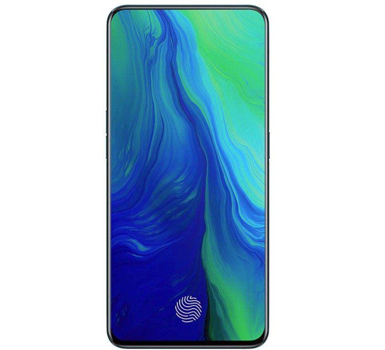 Abgelaufen! Oppo Reno Smartphone mit 256GB/6GB in Ocean Green für 248,94€ (statt 325€)