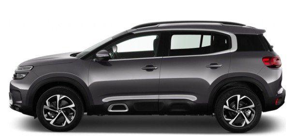 Gewerbe: 🔥 Citroën C5 Aircross PureTech 130 im Full Service Leasing mit 131PS für 79€ inkl. MwSt.   LF 0,38