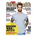 3 Ausgaben Men's Health für nur 12,60€ – Prämie: 16,20€ Verrechnungsscheck