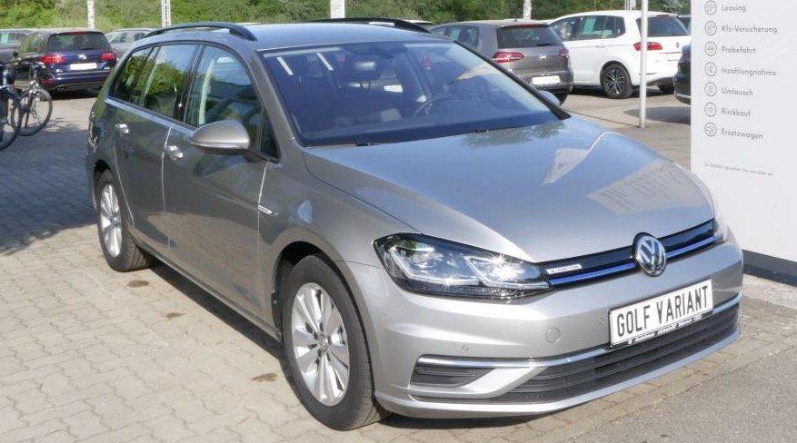VW Golf Variant 1.5 TSI Comfortline mit 131 PS im Leasing für 125€ mtl.   LF 0.40
