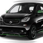 Gewerbe: Smart ForTwo EQ Elektro mit 82 PS für 75€mtl. netto – LF: 0.37