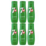 6er Pack SodaStream 7up Sirup für 25,15€ (statt 30€)